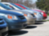 auto collision rental car arrangements