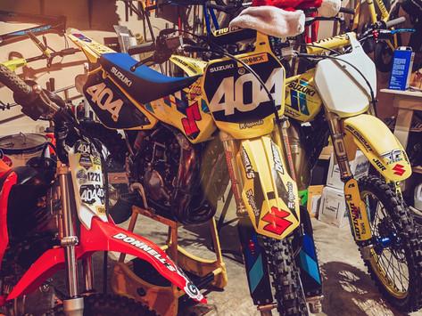 'Twas a Moto Christmas