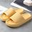 Thumbnail: Womens Platform Non-Slip Rubber Slides