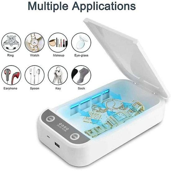UV LED Sterilizing Box for Mobile Phone, Etc