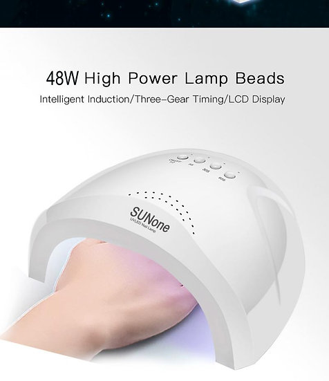 48W Nail Dryer UV LED  Lamp