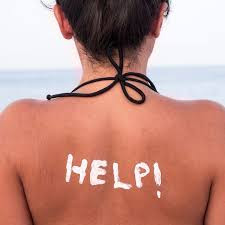 5 Of The Fastest Ways To Treat Sunburn
