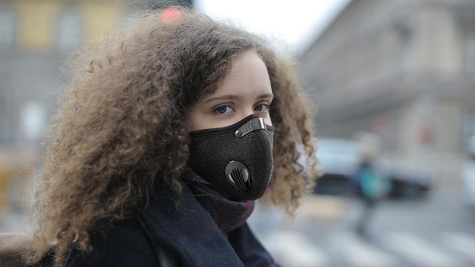 Activated Carbon Dust/Dustproof Face Mask