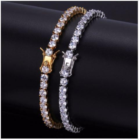 3 MM Tennis Bracelet