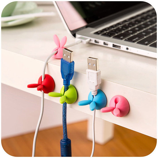 Cartoon Cable Organizer