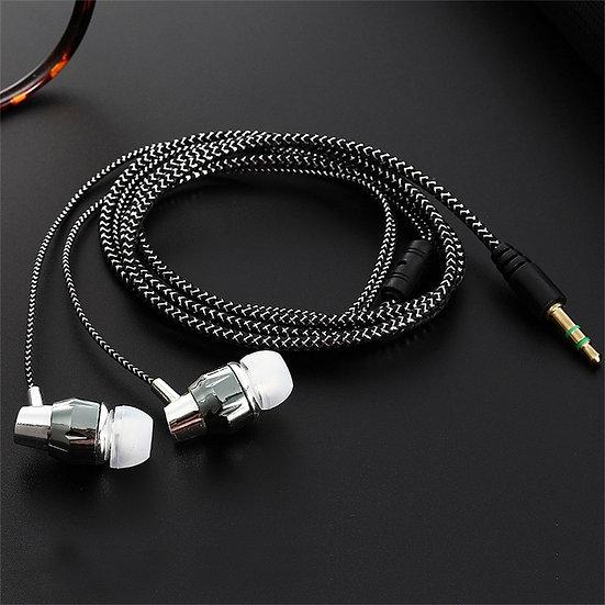 Universal 3.5mm In-Ear Stereo Earbuds Earphones