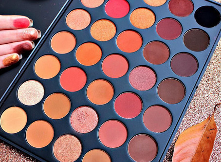 The New Morphe 3502 Second Nature Palette Is The Talk Of The Town