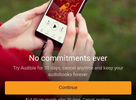Get Two Free Audio Books!