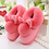 Thumbnail: Faux Fur  Plush Anti-Slip Slippers