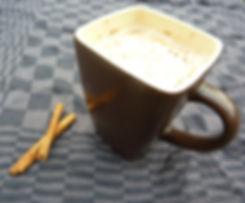 Warm spiced mylk