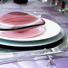 フラワリーなテーブル