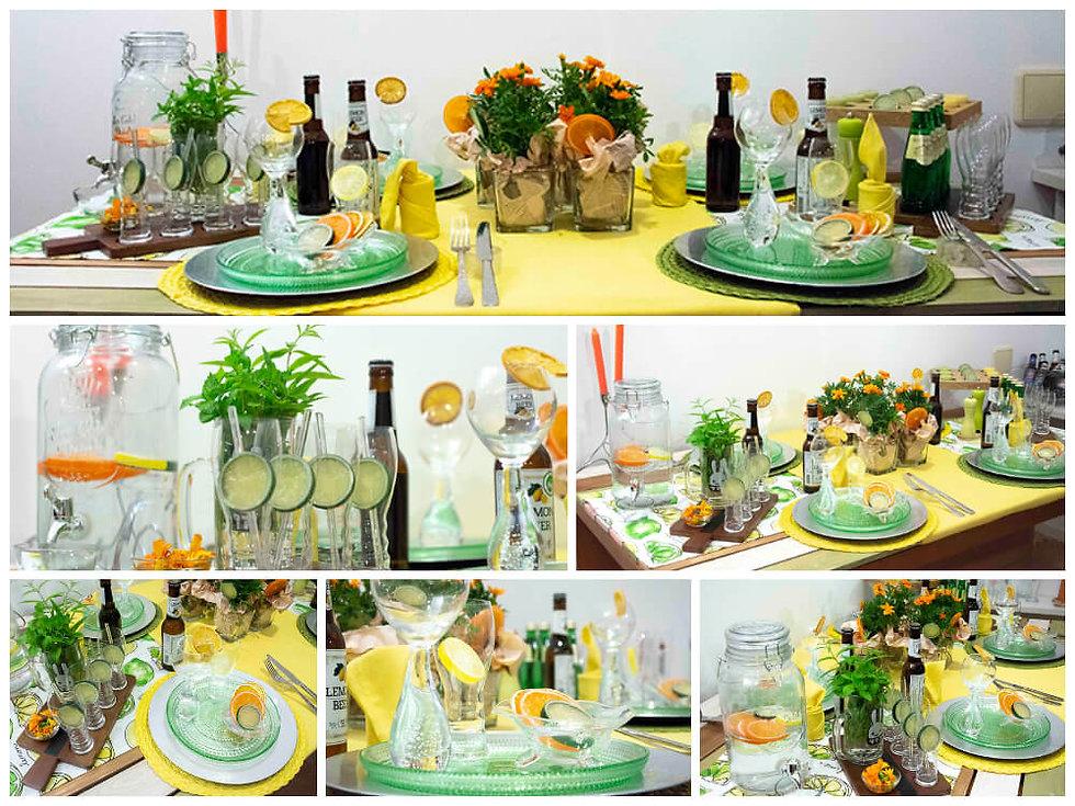 Spring Baseのテーブル