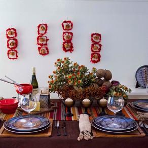 スイスのテーブル