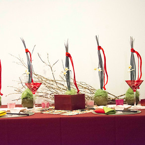 立春のテーブル