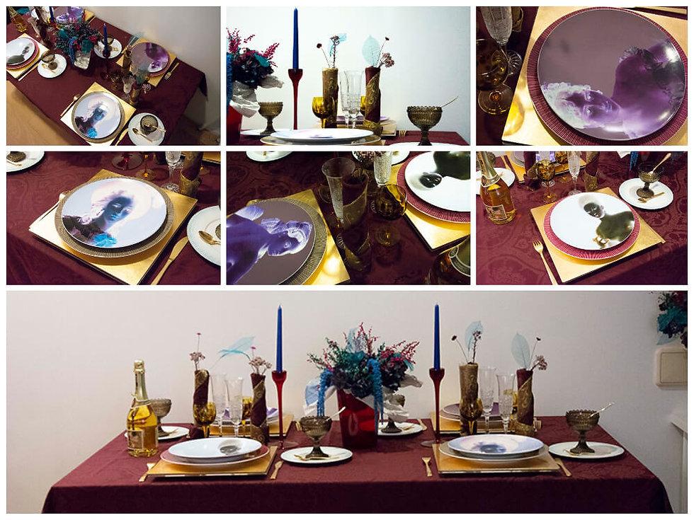 母なる貴婦人たちのテーブル