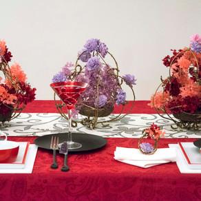 モナコのテーブル