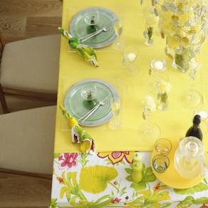 ジューシー&フルーティのテーブル