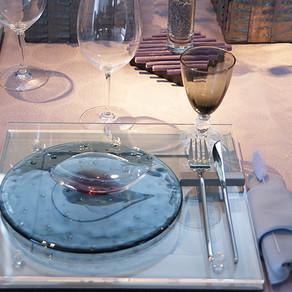 父の日のテーブル