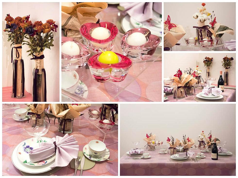 プリンセスのテーブル