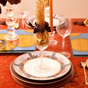 アールヌーヴォー大人のテーブル