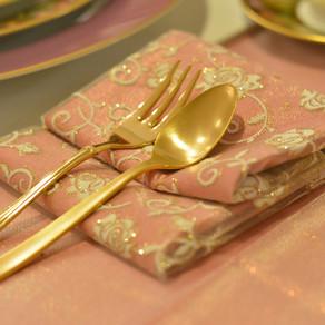 パリのテーブル