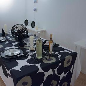 チェコのテーブル