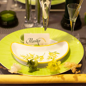 春を待つ南仏のテーブル