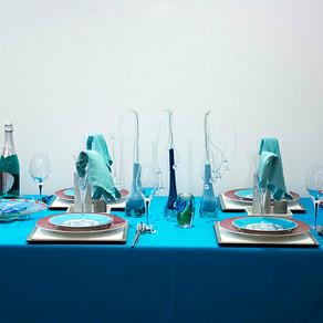 マドモアゼルのリュスク・テーブル