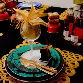 スペインのテーブル