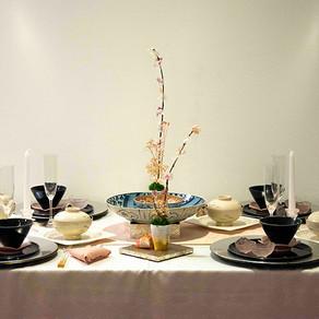 『桜の会』のテーブル