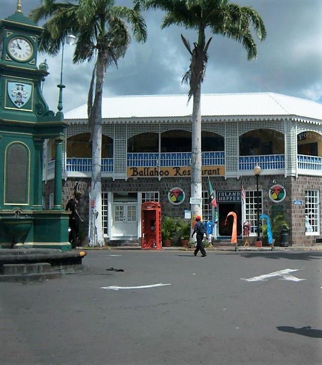 St. Kitts Basseterre