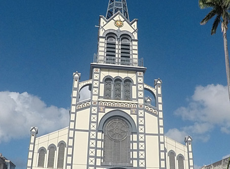 Cathedral Saint Louis, Fort de France, Martinique
