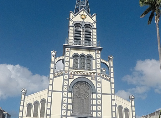 Cathedral Saint Louis, Fort de France, Martinique