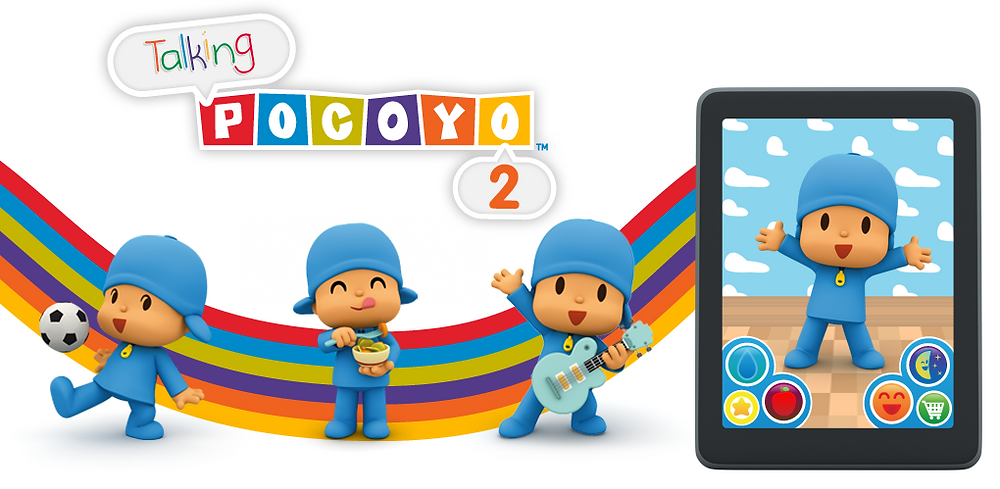 App Talking Pocoyo 2
