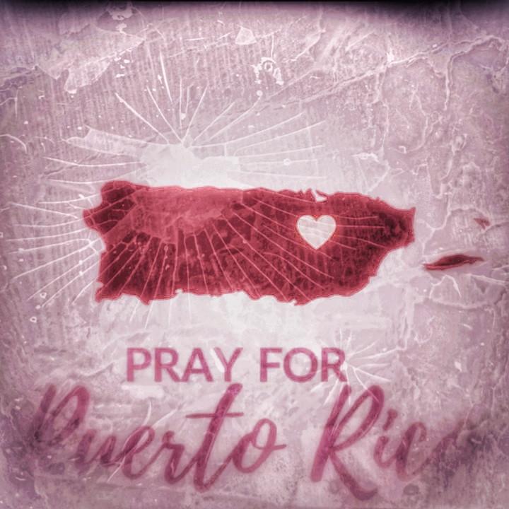 #PrayforPuertoRico