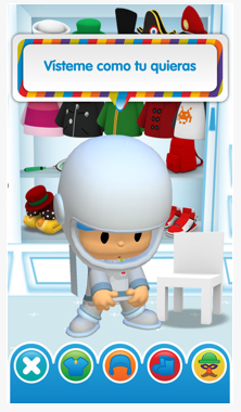 Talking Pocoyo 2