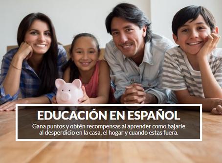 Recyclebank: ¡Ahora en Español!