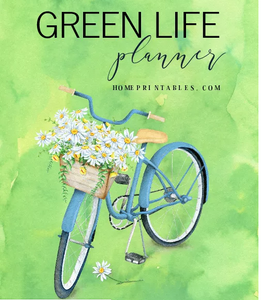 Green Life Planner