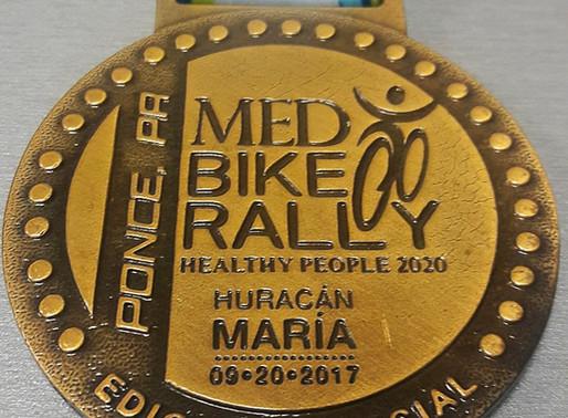 Med Bike Rally 2018 - Edición Huracán María