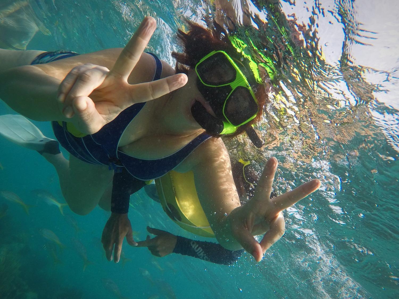 Prepare for aquatic fun!
