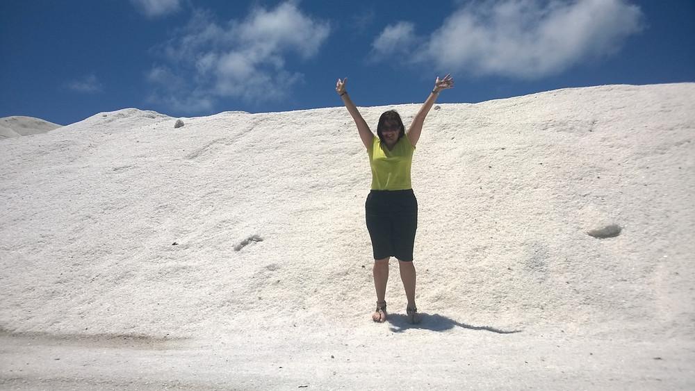Montaña de Sal, Las Salinas, Cabo Rojo, PR