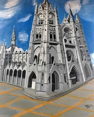 Basilica Ecuador