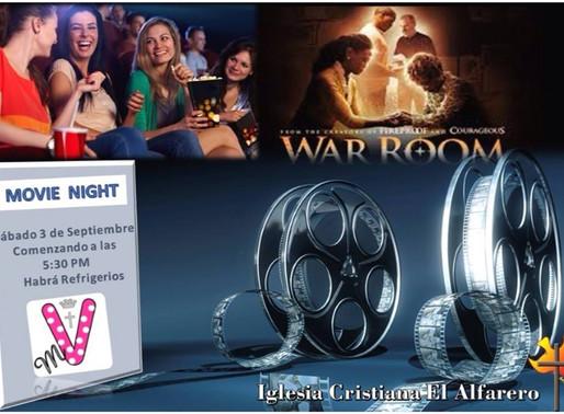Movie Night: War Room