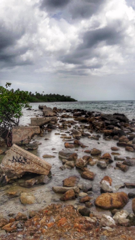 Rompe Olas Playa Belvedere, Puerto Real, Cabo Rojo