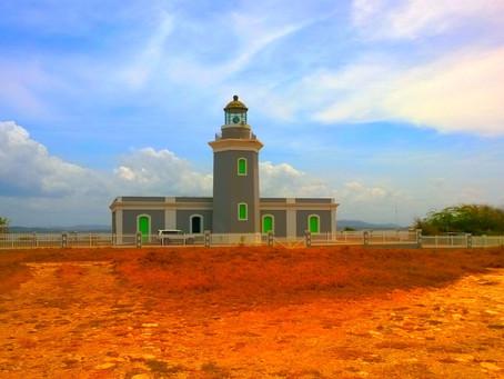 Faro de Cabo Rojo,PR