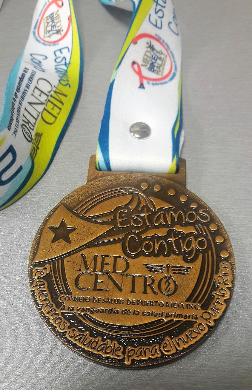Medalla Participación