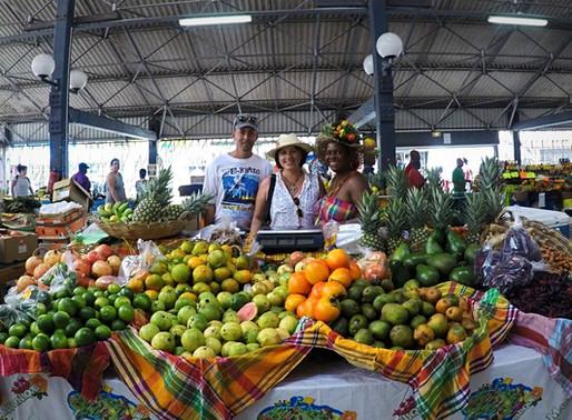 Marché Couvert (Grand Marche), Martinique