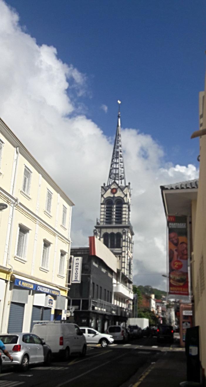 Downtown Area, Fort-de-France