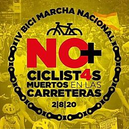 Bici Marcha Nacional 2020