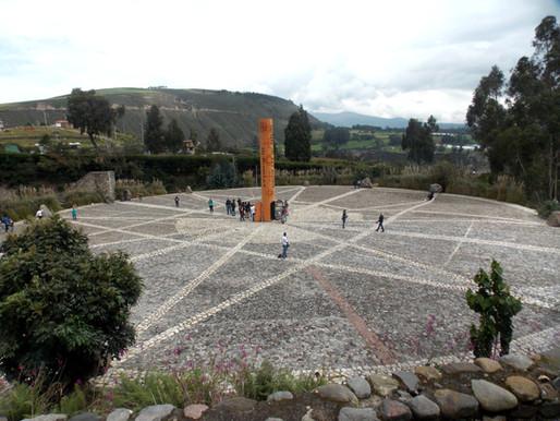 Reloj Solar de Quitsato, Ecuador